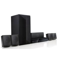 Home Theater LG com Blu-Ray 3D 1.000 W 5.1 Canais Karaokê 1 HDMI LHB625M