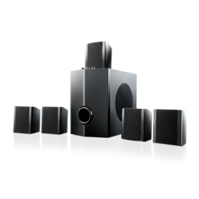 Home Theater Multilaser 40 W 5.1 Canais SP087