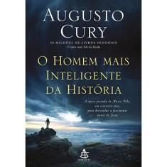 Foto Homem Mais Inteligente da História, O - Augusto Cury - 9788543104355
