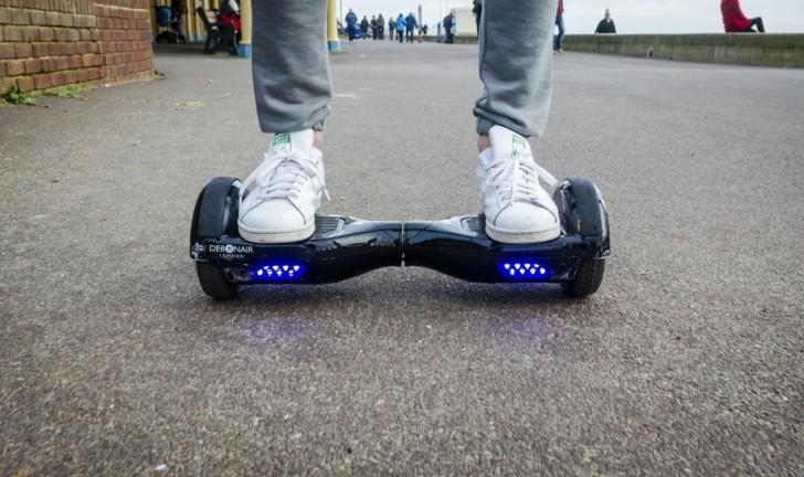 Hoverboard: conheça diferentes modelos desse tipo de skate
