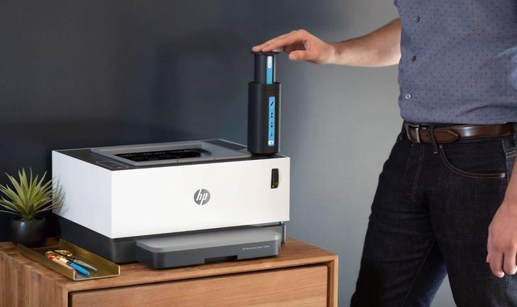 HP Never Stop é a primeira impressora laser com tanque de toner