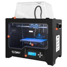 Impressora 3D FlashForge Creator Pro Jato Plástico (PJP) Colorida