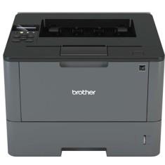 Impressora Brother HL-L5202DW Laser Preto e Branco Sem Fio