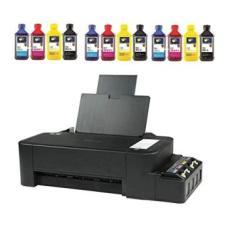 Impressora Epson L120 Ecotank + 8un Refil Tinta Sublimatica