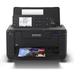 Impressora Fotográfica Epson PictureMate PM 525 Jato de Tinta Colorida Sem Fio