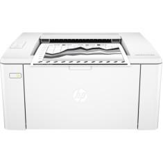 Impressora HP Laserjet Pro M102W Laser Preto e Branco Sem Fio