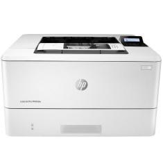 Impressora HP Laserjet Pro M404DW Laser Preto e Branco Sem Fio