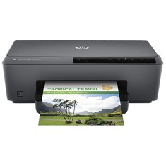 Impressora HP Officejet Pro 6230 Jato de Tinta Colorida Sem Fio