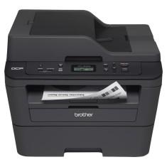Impressora Multifuncional Brother DCP-L2540DW Laser Preto e Branco Sem Fio