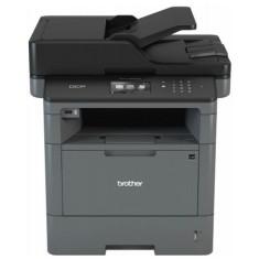 Impressora Multifuncional Brother DCP-L5502DN Laser Preto e Branco Sem Fio
