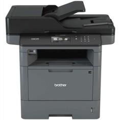 Impressora Multifuncional Brother DCP-L5602DN Laser Preto e Branco