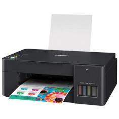 Impressora Multifuncional Brother DCPT420W Jato de Tinta Colorida Sem Fio