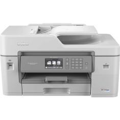 Impressora Multifuncional Brother MFC- J6545DW Jato de Tinta Colorida Sem Fio