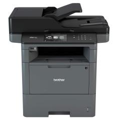 Impressora Multifuncional Brother MFC-L6702DW Laser Preto e Branco Sem Fio