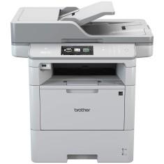 Impressora Multifuncional Brother MFC-L6902DW Laser Preto e Branco Sem Fio
