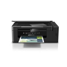 Impressora Multifuncional Epson Ecotank L395 Tanque de Tinta Colorida Sem Fio