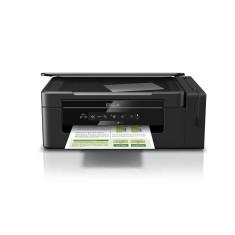 Impressora Multifuncional Epson Ecotank L396 Tanque de Tinta Colorida Sem Fio