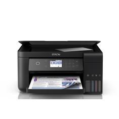 Impressora Multifuncional Epson Ecotank L6161 Tanque de Tinta Colorida Sem Fio