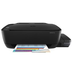 Impressora Multifuncional HP Deskjet GT5822 Tanque de Tinta Colorida Sem Fio