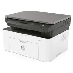 Impressora Multifuncional HP Laserjet MFP 135A Laser Preto e Branco