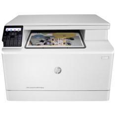 Impressora Multifuncional HP Laserjet Pro M180NW Laser Colorida Sem Fio