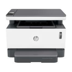 Impressora Multifuncional HP Neverstop Laser 1200a Laser Preto e Branco