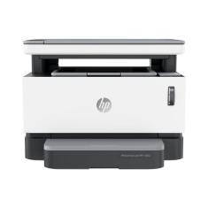 Impressora Multifuncional HP Neverstop Laser 4RY26A Laser Preto e Branco Sem Fio