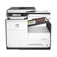 Impressora Multifuncional HP PageWide Pro X477DW Jato de Tinta Colorida Sem Fio
