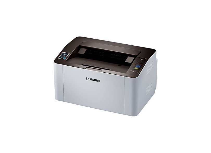 Impressora Samsung Xpress Sl M2020w Laser Preto E Branco Sem Fio
