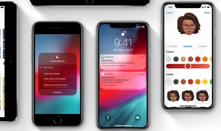 iOS 12: veja as novidades do novo sistema operacional da Apple