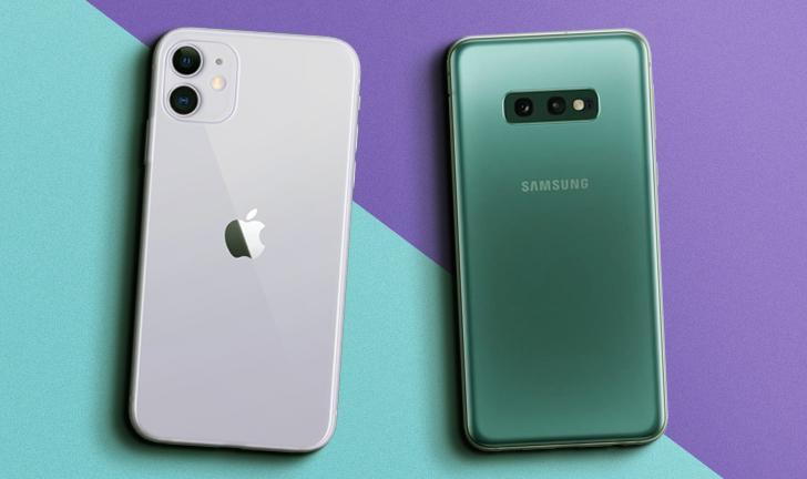 iPhone 11 vs Galaxy S10e: comparativo detalha ficha técnica dos celulares
