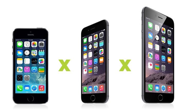 iPhone 6 e iPhone 5s: o que mudou?