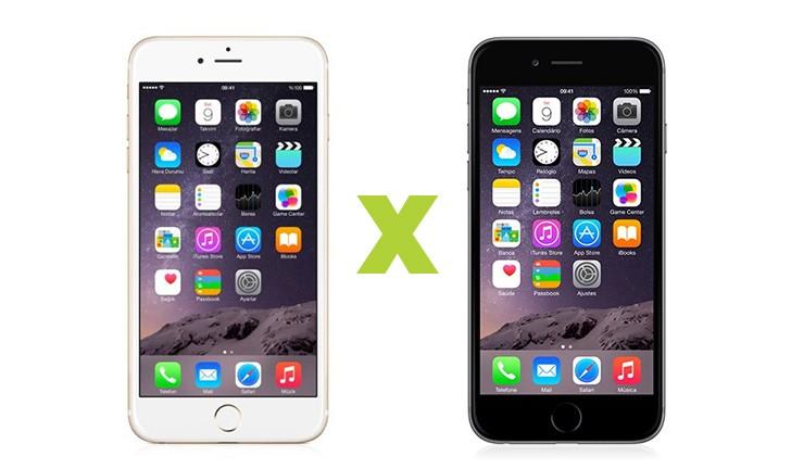 iPhone 6s Plus vs iPhone 6 Plus: conheça as diferenças entre eles