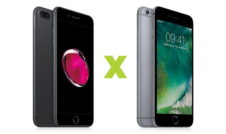 iPhone 7 Plus vs iPhone 6s Plus: qual smartphone comprar?