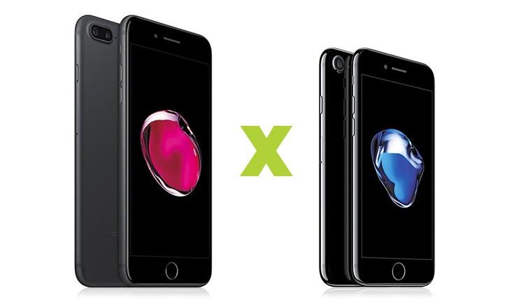 iPhone 7 vs iPhone 7 Plus: qual a diferença?