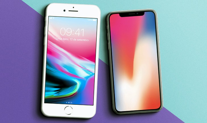iPhone 8 Plus vs iPhone X: quem vence essa batalha de tops de linha?