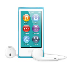 Foto iPod Apple Nano 7 16 GB
