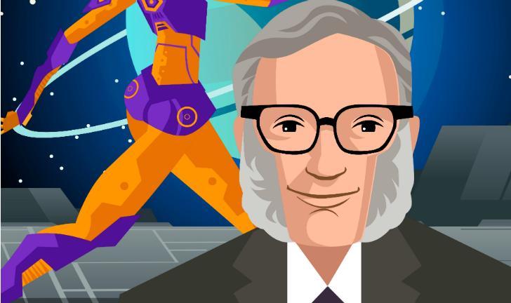 Isaac Asimov: conheça 6 livros do autor de Fundação
