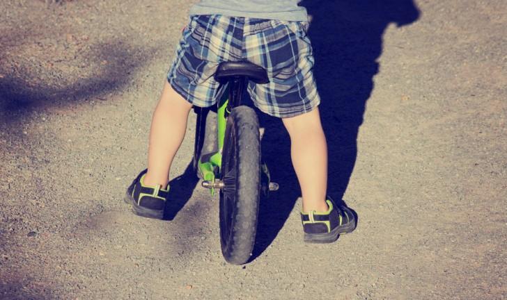 Já conhece a bicicleta sem pedal?