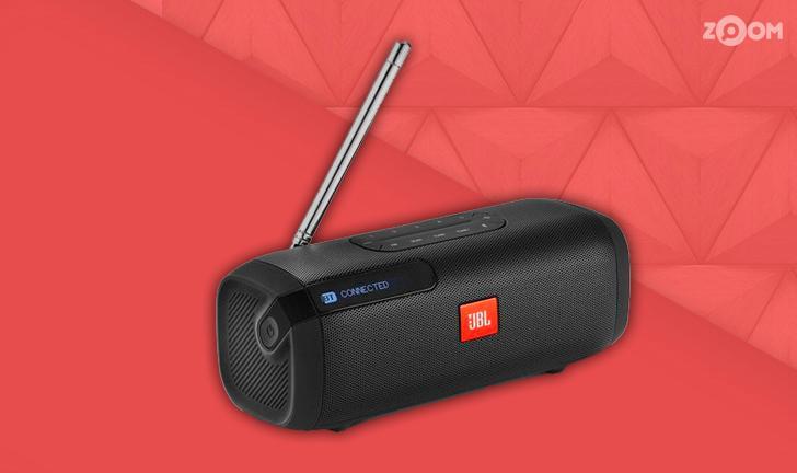 JBL lança caixa de som com rádio no Brasil: conheça a Turner FM
