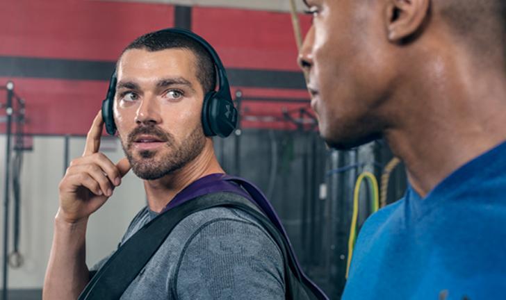 JBL UA Train: conheça o fone de ouvido da JBL em parceria com a Under Armor