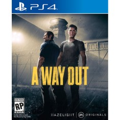 Jogo A Way Out PS4 EA