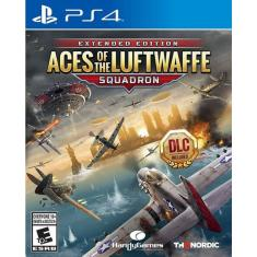 Foto Jogo Aces of the Luftwaffe Squadron PS4 THQ