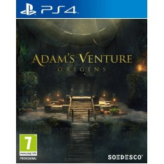 Jogo Adam's Venture Origins PS4 Soedesco