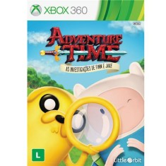 Foto Jogo Adventure Time: As Investigações de Finn e Jake Xbox 360 Little Orbit