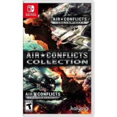 Jogo air conflicts Kalypso Media Nintendo Switch