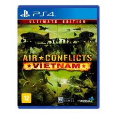 Foto Jogo Air Conflicts Vietnam PS4 Majesco Entertainment