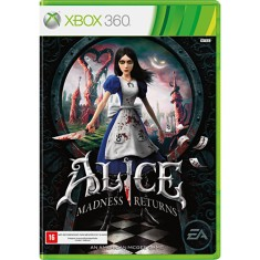 Foto Jogo Alice Madness Returns Xbox 360 EA
