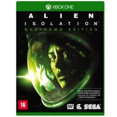 Foto Jogo Alien Isolation Xbox One Sega