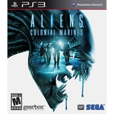 Foto Jogo Aliens: Colonial Marines PlayStation 3 Sega